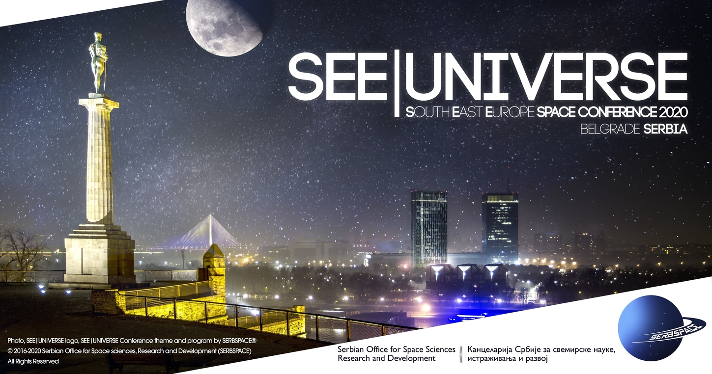 SEE Universe 2020 Space conference